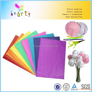 Colourful Mf Bleached Acid Free Tissue Paper