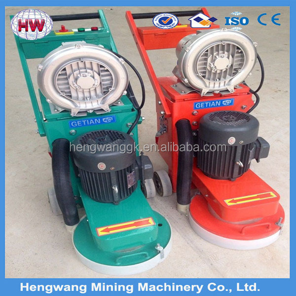 High Speed Granite Marble Burnishing Stone Concrete Floor Polishing Machine