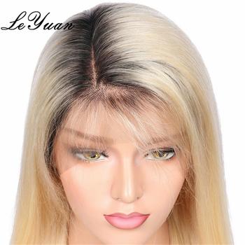 6c4ed17f7 Wig Toupee Virgin Brazilian Body White Women Human Hair Wigs Ombre ...