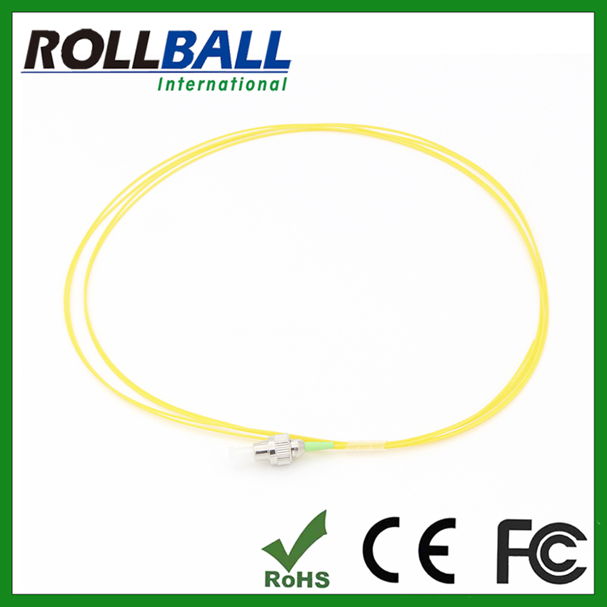 Available in different connector SC/LC/FC/ST/MU/DIN sm 0.9mm pigtail cable fiber