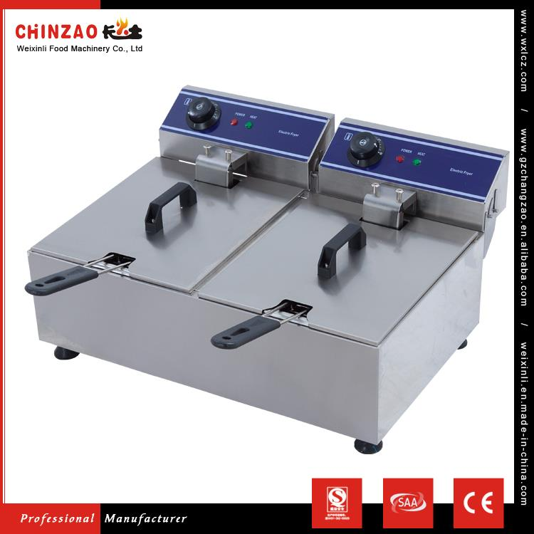 CHINZAO Direct Buy China Products 110V 60Hz Commercial Electric Deep Fryer