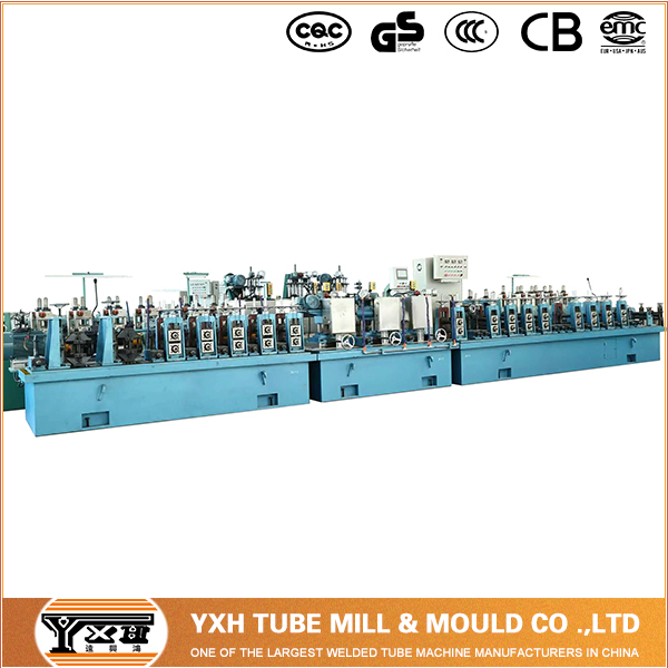 Engine Part Motorcycle Part Ornamental Tube Production Line