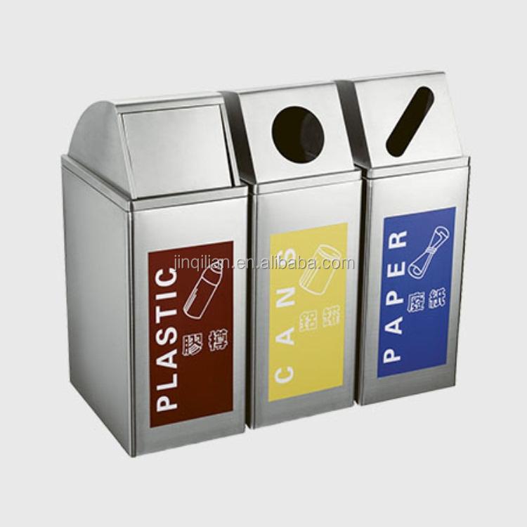 Grossiste poubelles distincts acheter les meilleurs - Poubelle double compartiment ...