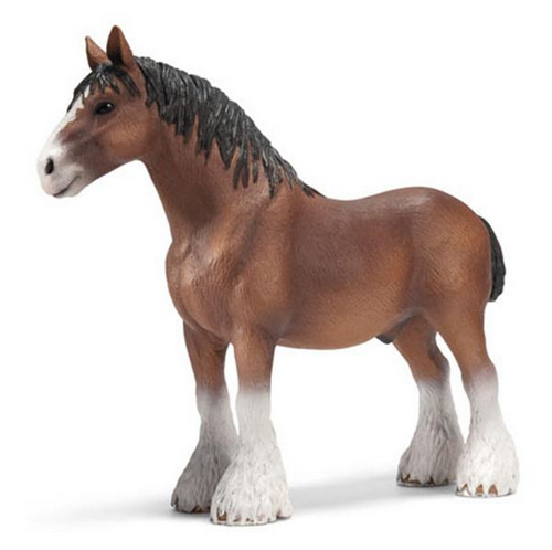 hot sell tunning horse sculptures brown mustang model