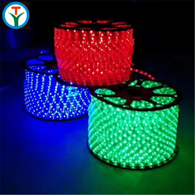 Buy cheap china colored rope light products find china colored rope wholesale ip65 100m 220v color changing led rope light led christmas lights aloadofball Images