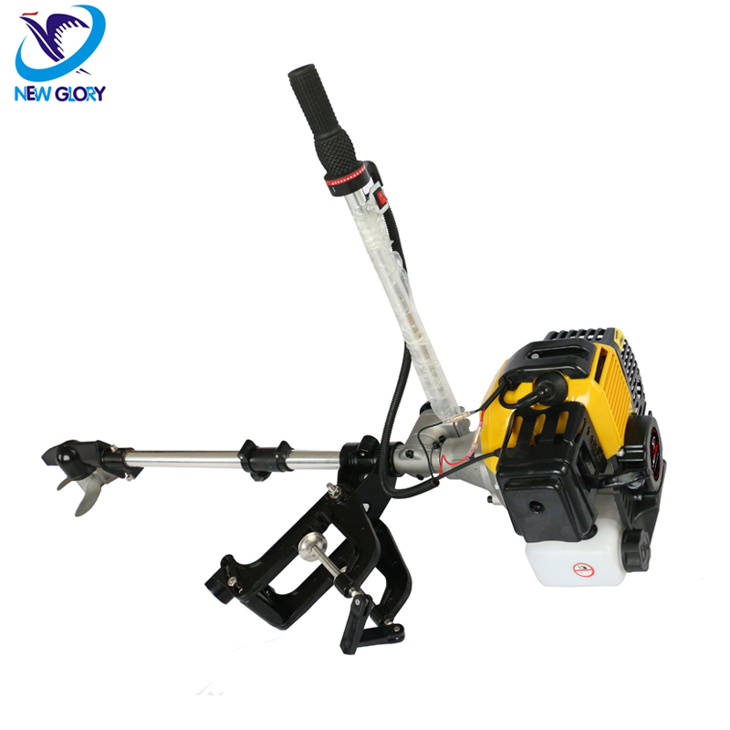 Hot sale Small gasoline motor boat outboard engine