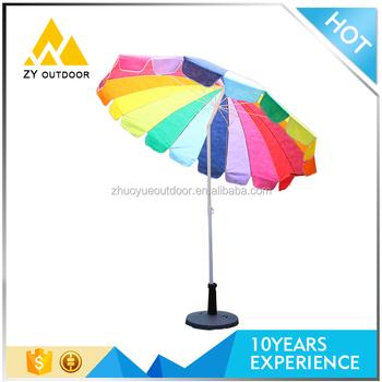 Alibaba Supplier Cheap Price Fancy Pagoda Patio Umbrella