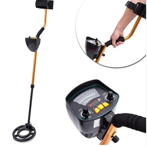 Measurement & Analysis Instruments Punctual Professional Easy Operation Metal Detector Check Vibrate Alarm Portable Sensitive Handheld Practical Waterproof Led Lighting