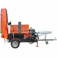 2018 RIMA 20Ton Gasoline Wood Cutter Machine with TUV CE