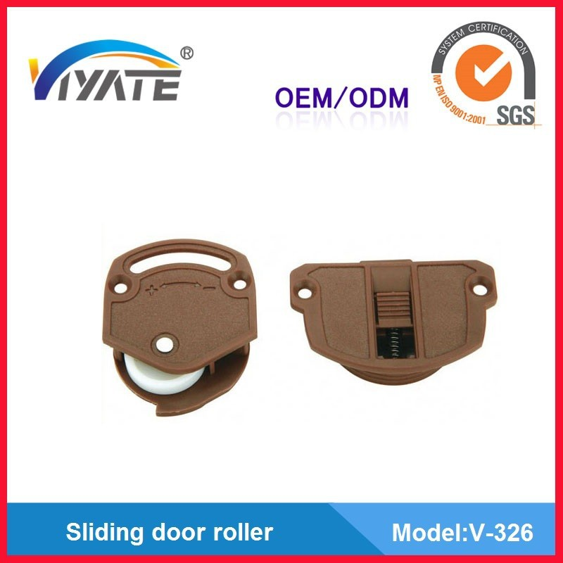 High Quality Small Nylon Sliding Door Wheel