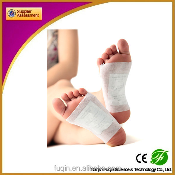 OEM/Wholesale herbal ingredient for foot best quality detox foot patch