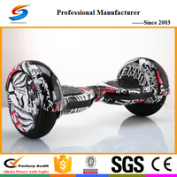 ES009 Hot Sell Electric Scooter/hover board 2 wheels with 36v4400mah, New Desigh smart wheel with bluetooth