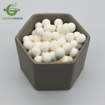 Activated Ceramic Balls Chemicals /Activated Alumina