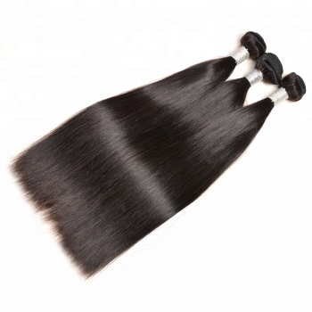 Wholesale Hair Vendor Raw Virgin Cuticle Aligned Remy 100% Brazilian Human Hair Extension Weave Bundles From Very Young Girls