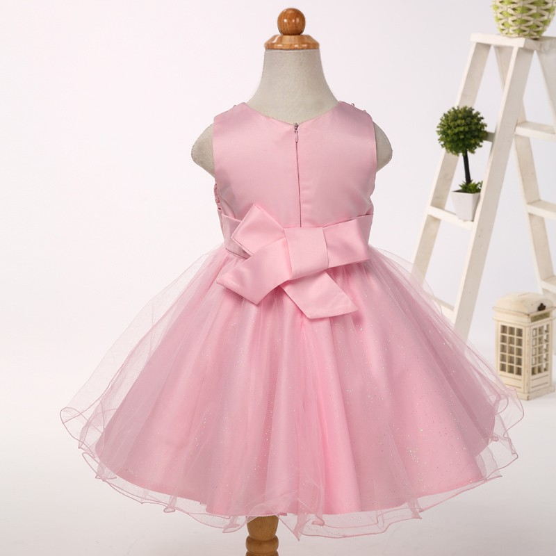 Online Shopping Wholesale Satin Fabric 3-5 Year Old Girl Wedding ...