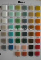 Basic color vitreous glass mosaic tile crystal glass mosaic tile
