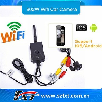 Wireless Car Reversing Camera Waterproof Wireless Wifi Backup Camera For  Kia Sportage,Support Iphone,Ipad And Android Mobile - Buy Wireless Wifi