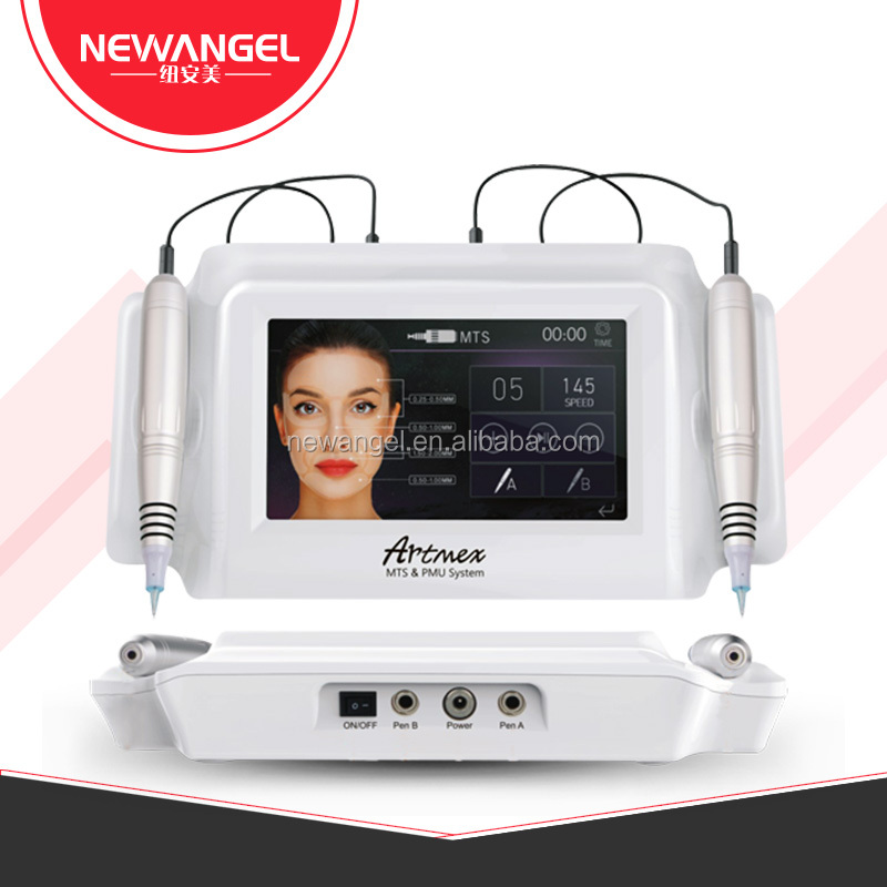 2018 intelligent digital manufacturer makeup machine v8 artmex semi permanent makeup
