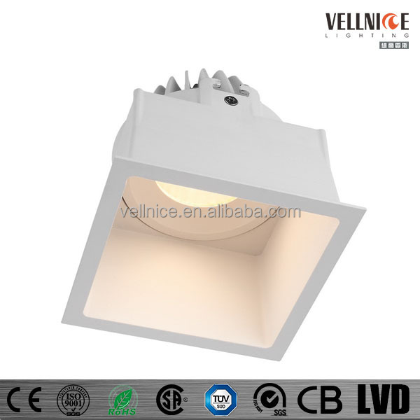 Adjustable Cob Led Downlight / Adjustable 30w Citizen Cob Led With ...