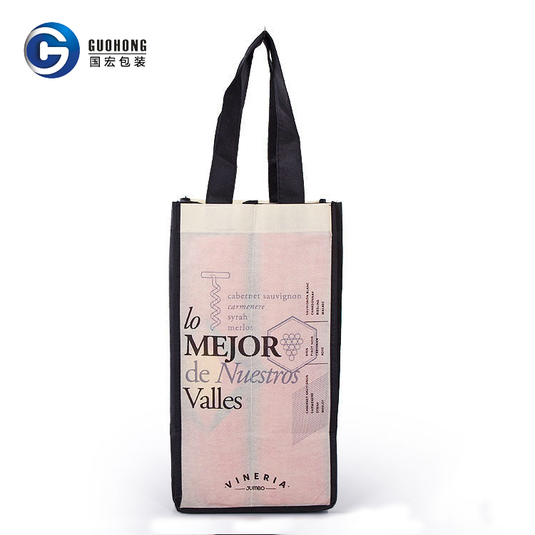 Hot selling products non woven wine bags buy direct from china manufacturer