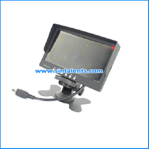 7 inch TFT LCD Bluetooth screen Car Rearview Mirror Car Monitor Car reversing parking monitor
