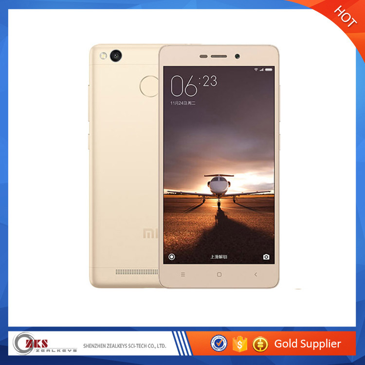 Hot Sale Xiaomi Redmi 3S 3GB RAM 32GB ROM Redmi 3s Smartphone On Sale