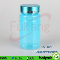 120ml vodka blue plastic PET bottle scrap malaysia manufacturers
