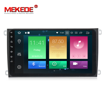 MEKEDE PX5 Android8.0 Octa Core 4+32G car dvd player for Porsche Cayenne with the best cooler/heat sink car gps navigation