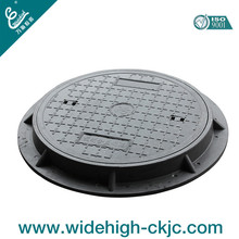 Wholesale Custom Cast Iron/Composite/SMC Manhole Cover With Frame