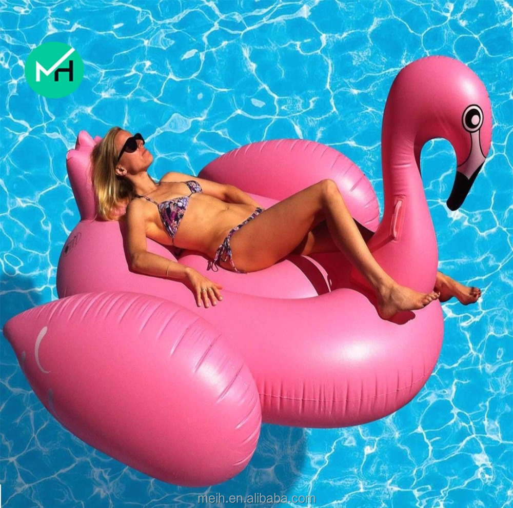 Giant commercial cheap inflatable pink flamingo for sale
