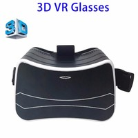 New 2016 All in One 3D VR Glasses Headset, Virtual Reality VR Glasses