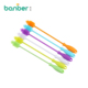 Wholesale China Supplier Cheap Silicone Cleaning Brush Set