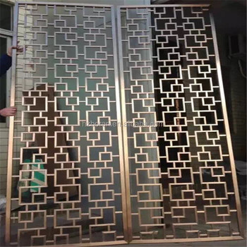 3d Decorative Metal Background Screen Panels Buy Metal Fence