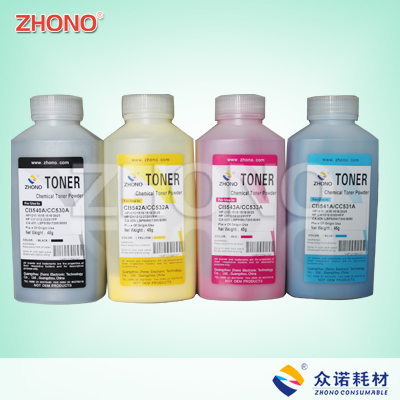 bulk laser toner for Epson LP-S5000 Xerox C3050 3055 low waste toner powder