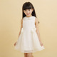 China wholesale Princess girls party dress Tutu embroidery white Pageant First Communion dress for baby girls