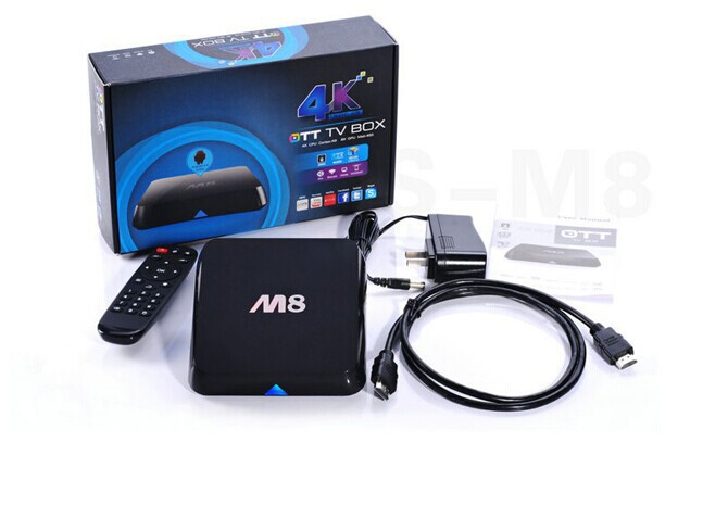 Indian IPTV Android M8 and 190 Plus IPTV Indian Channels APK with Android 4.4 WiFi HDMI Smart Android TV Box M8 Support m3u