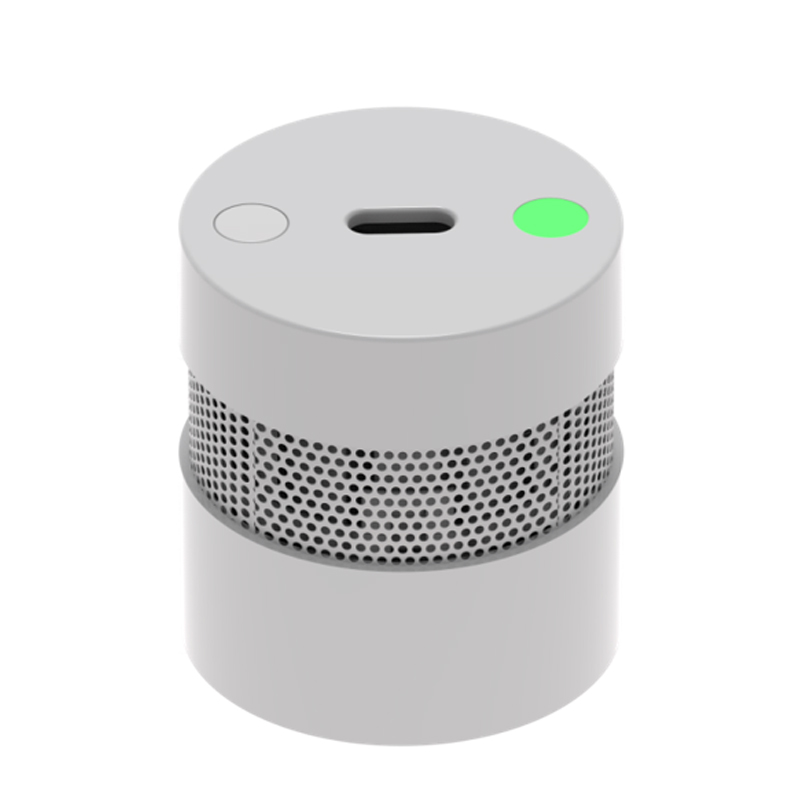 Умный дом сигнализации крышка gsm сигнализация детектор дыма пожарной сигнализации сенсор с 10-летней батарея