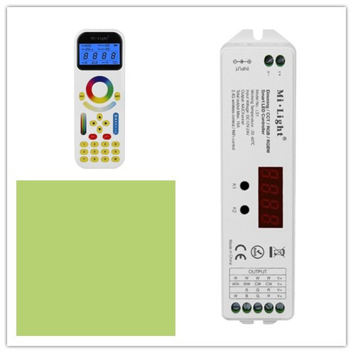 Fut090 Remote Wifi Ibox For Rgb Strip Light Bulb Selling Well All Over The World Mi.light 2.4ghz Ls1 4 In 1 Smart Rgb Led Controller