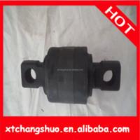 copper oilite solid lubricant bearing bushing engine mounting for truck 0274056 torque rod bush