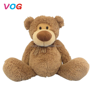 China nanjing manufacture custom made plush stuffed soft big giant teddy bear for baby sleeping hold toys