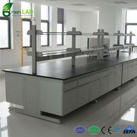 Good Quality And Low Price Resistence To Acid And Alkali Stainless steel or Wooden Lab Test Bench