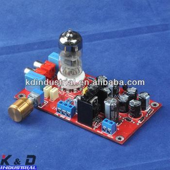 6n3(5670) Tube Amp Kits Buffer Soldered Preamp Tube Pre Amplifier Kit Diy -  Buy Soldered Tube Preamp,Tube Pre Amplifier Kit,Tube Amp Kit Product on