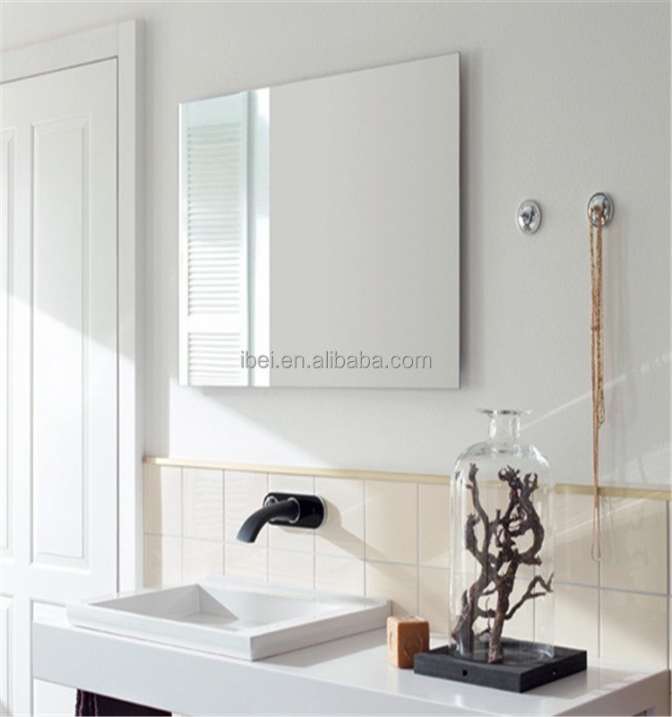 Bathroom Radiant Heaters: Wall Mirror Glass Infrared Panel Heater With Ce Rohs Ip65