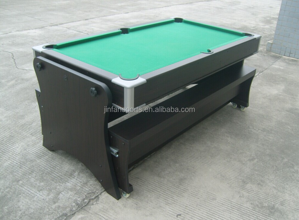 Folding Pool Table 7ft/poker Table/marble Pool Table