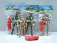 Barato parachute toy soldier