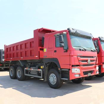 Howo 6*4 Dumper 20 Cubic Meters 25 Ton Dump Truck For Sale