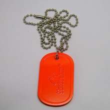 Economic and Reliable metal souvenir dog tag custom school The lowest price