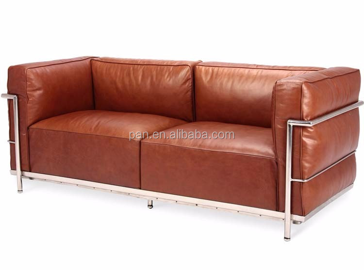 Rich People Furniture Le Corbusier Grand Confort Lc3 Leather