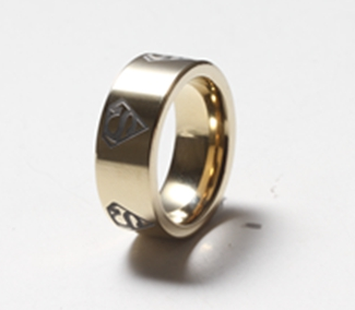 superman wedding ring superman wedding ring suppliers and manufacturers at alibabacom - Superman Wedding Rings