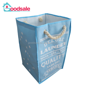 High quality portable carry folding laundry bag storage bag